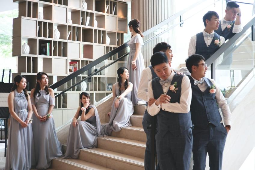 虢樑 Stein Image-1-婚禮當日