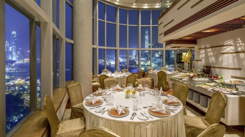 銅鑼灣如心酒店 Nina Hotel Causeway Bay-0-婚宴場地