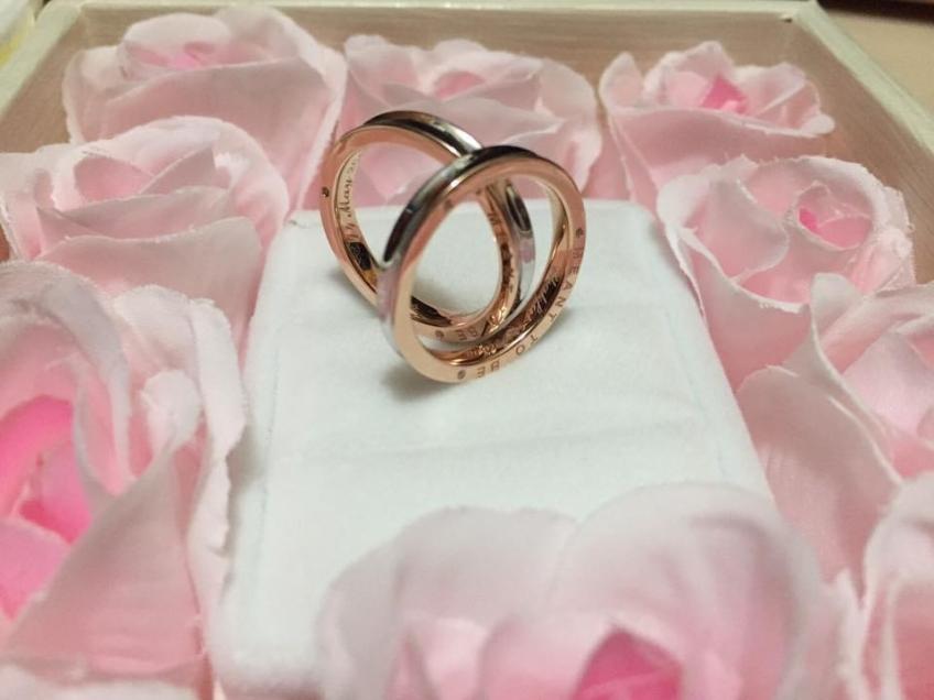 A DIAMOND-4-婚戒首飾
