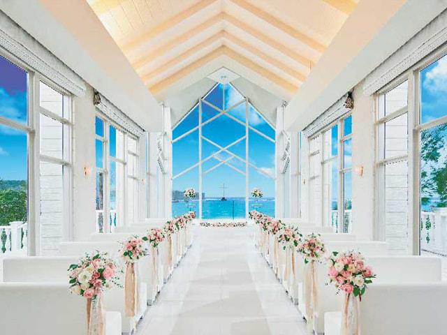 Sun N Sea Holidays-4-蜜月婚禮