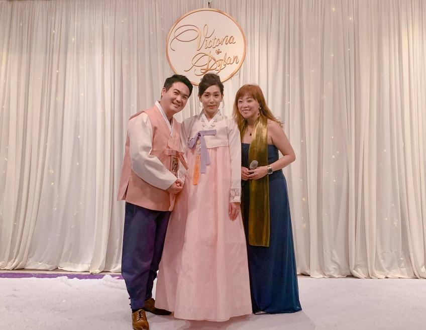 MC Michelle - SAI events 司儀-1-婚禮服務