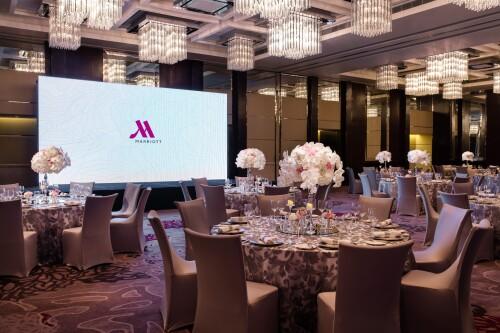 香港天際萬豪酒店 SkyCity Marriott Hong Kong-1-婚宴場地