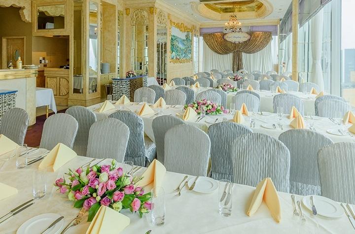 富豪香港酒店 Regal Hongkong Hotel-2-婚宴場地