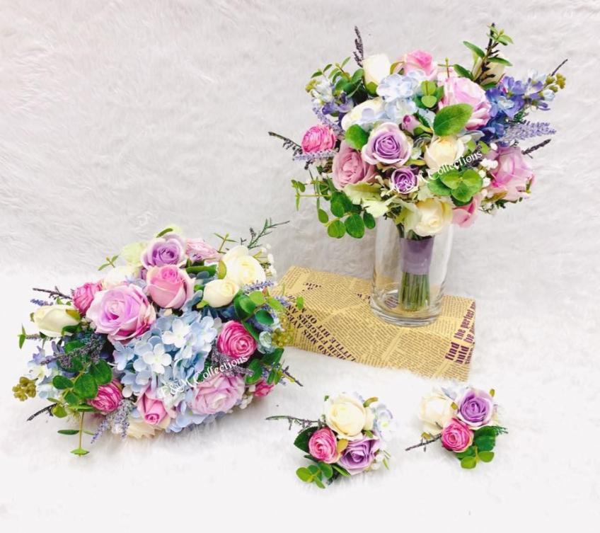 E & M Collections-Wedding Decoration & Accessories-3-婚禮當日
