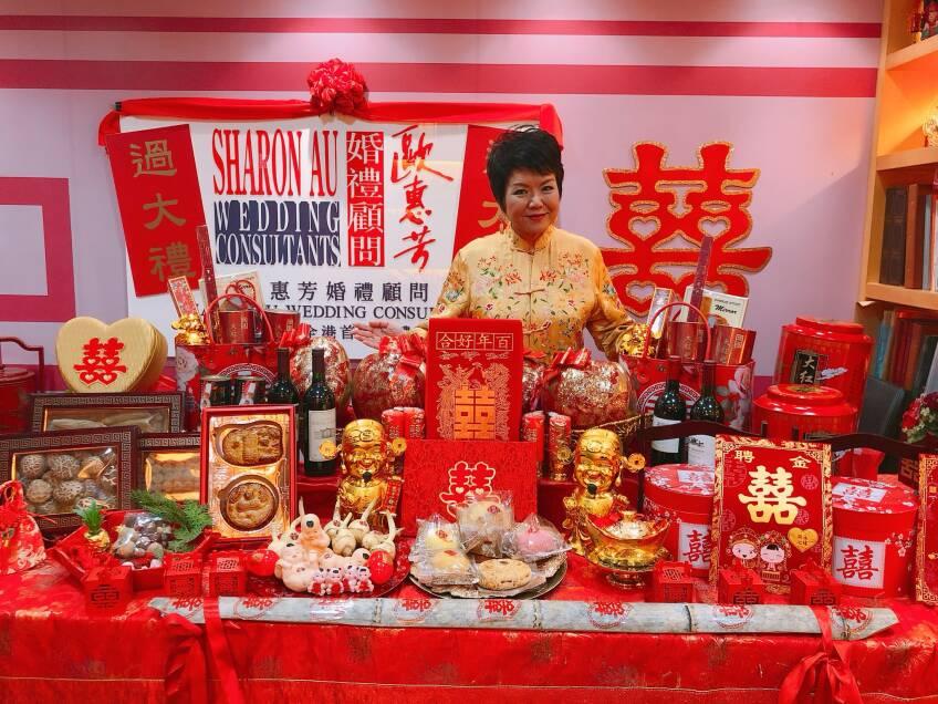 歐惠芳婚禮顧問 Sharon Au Wedding Consultants-0-婚禮服務