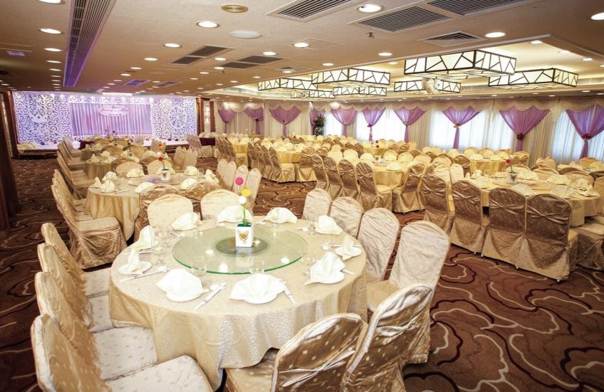 好彩海鮮酒家 (創紀之城一期) Ho Choi Seafood Restaurant (Millennium City 1)-0-婚宴場地