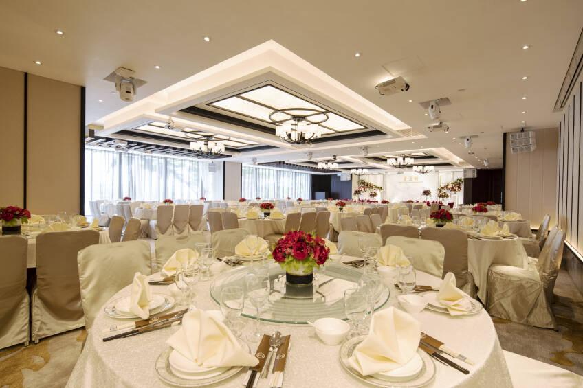 景逸軒 (都會海逸酒店) King Yat Hin (Harbour Plaza Metropolis)-2-婚宴場地