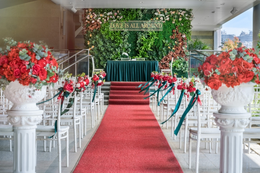 香港旺角希爾頓花園酒店 Hilton Garden Inn Hong Kong Mongkok-4-婚宴場地