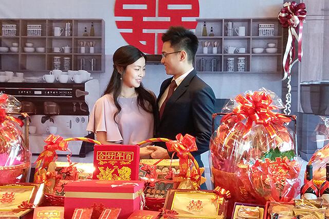 羅勤芳中華禮儀專業大妗 Lo Kan Fong Chinese Wedding-3
