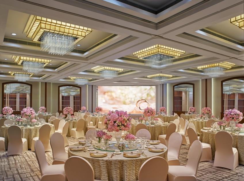 千禧新世界香港酒店 New World Millennium Hong Kong Hotel-0-婚宴場地