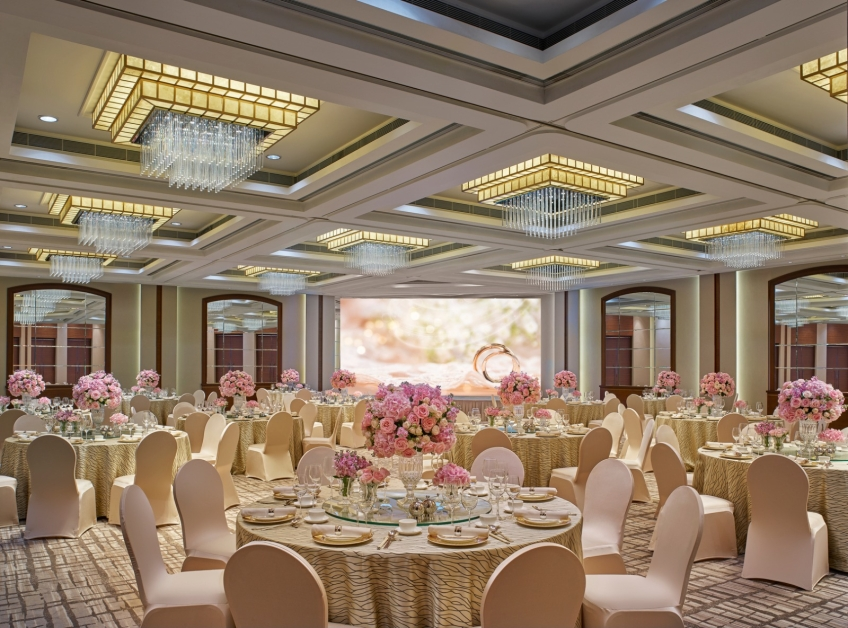 千禧新世界香港酒店 New World Millennium Hong Kong Hotel-0