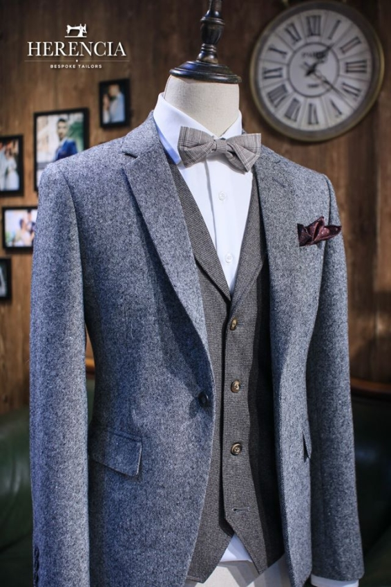 Herencia Bespoke Tailors-3-婚紗禮服
