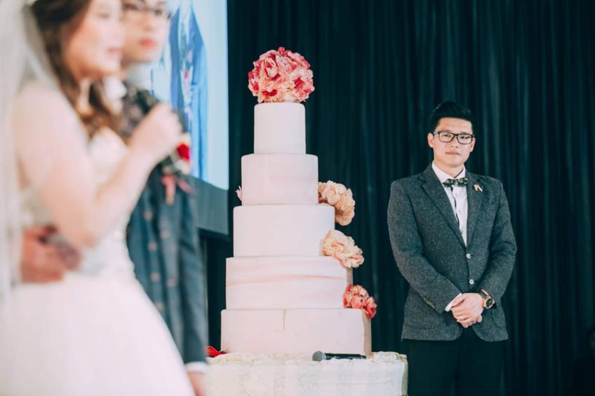 Wedding MC LU-3-婚禮當日