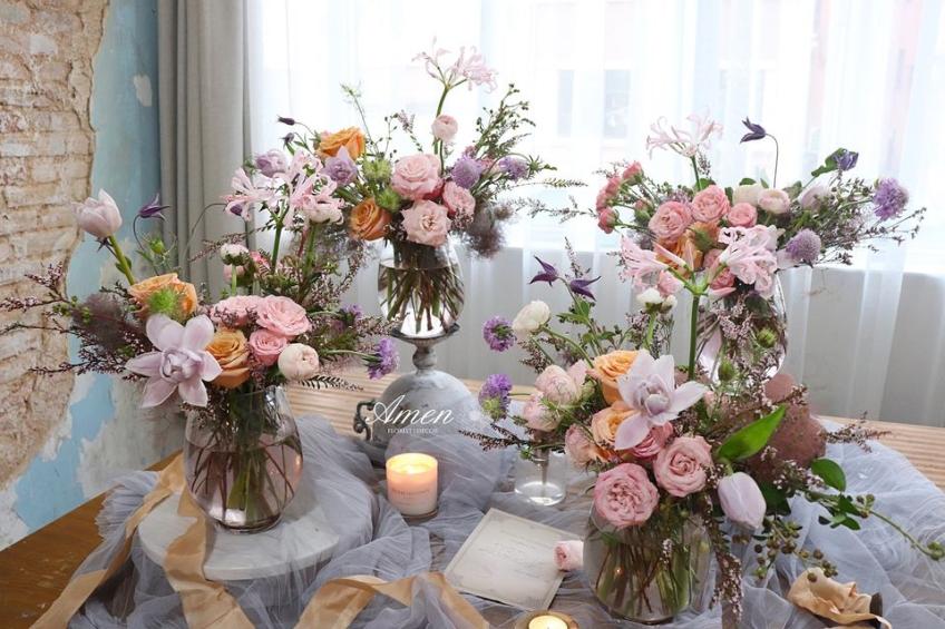 Amen Florist & Decor-1-婚禮當日