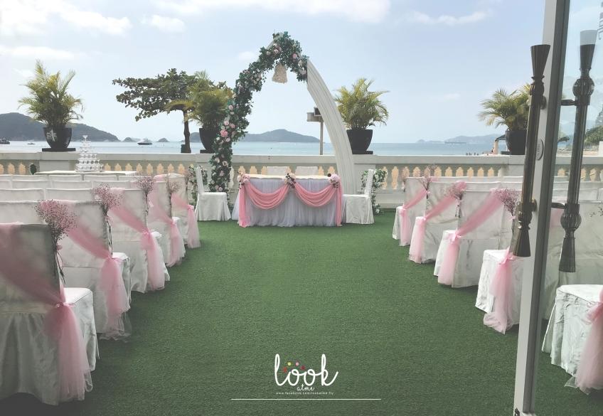 LOOK AT ME - Wedding Decoration 婚禮佈置-4-婚禮當日
